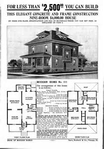American Foursquare Floor Plans What S An American Foursquare Brass Light Gallery S Blog