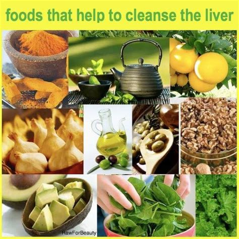 How To Help With Liver While Doing Detox by Foods That Help Cleanse The Liver Health Fitness Tips