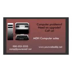 computer repair business cards images
