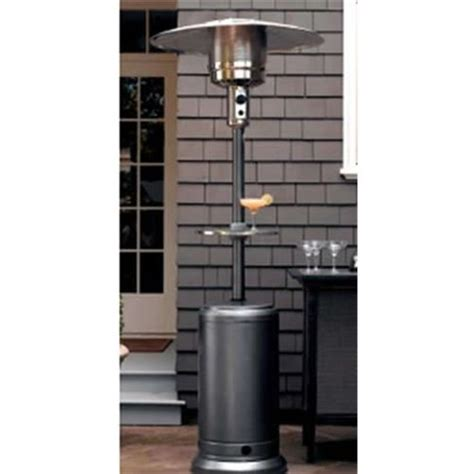 Cheap Patio Heater Cheap Heaters Primeglo Jds01 Cbt 41 000 Btu Outdoor Patio Heater And Table With Matching