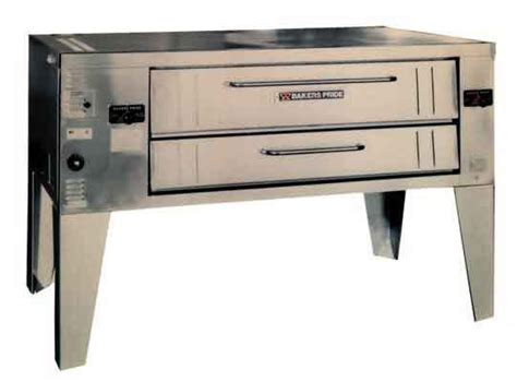 New Model Gas Deck Oven Bov Arf20h Oven Murah bakers pride y series deck ovens