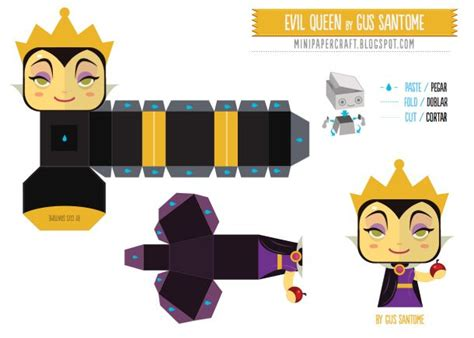Disney Papercraft Templates - 172 best cubee craft images on paper toys