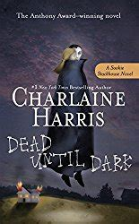 Charlaine Harris Dead And Version Book dan absalonson author of scifi