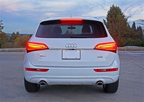 Audi Q5 2 0 Tfsi Quattro Test by 2016 Audi Q5 2 0 Tfsi Quattro Technik Road Test Review