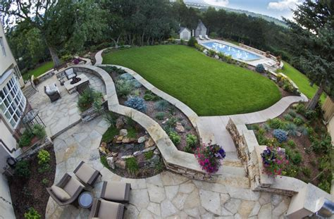 Colorado Springs Residential Landscaping Backyard Landscaping Colorado Springs
