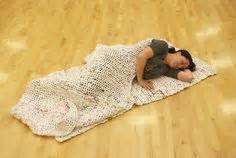 Plarn Sleeping Mats by Crochet A Bed For The Homeless With Plastic Bags Crochet