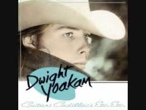 Cowboy Cadillac Lyrics Dwight Yoakam American Theatre Tickets Dwight