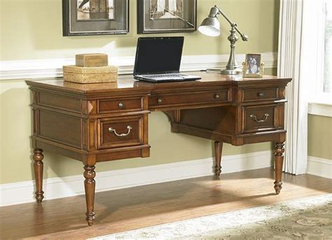 collins leg desk havertys for the home
