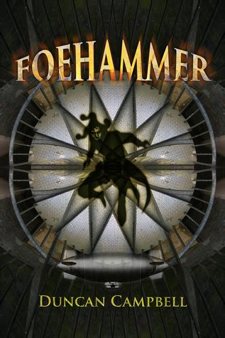 misfits versus a mysterious force in: foehammer indiereader