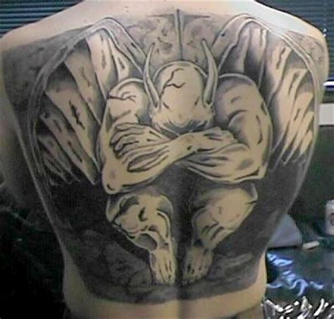 gargoyle tattoos designs gargoyle meanings and photos