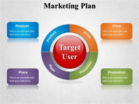 Marketing Plan Template Word Powerpoint Templates And Marketing Plan Template Powerpoint