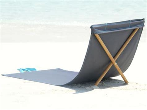 si鑒e de plage pliant produits pratiques et malins 224 glisser dans sa valise de