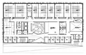 The Floor Plan Of A New Building Is Shown morphosis floor plan strategy someone has built it before