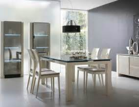 Contemporary Dining Room Sets room with white table also chair of contemporary dining room sets