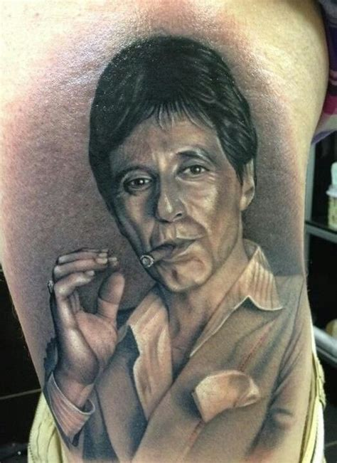 scarface tattoo designs tony montana x scarface tattoos and related