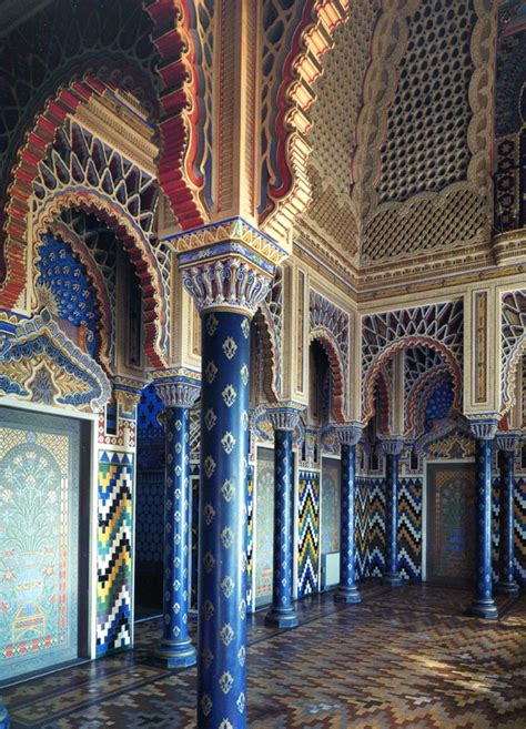 moorish style palace interior architecture moorish masterpiece in tuscany classical addiction beaux