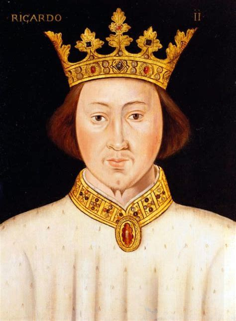 king richard richard ii king of england 1367 1400