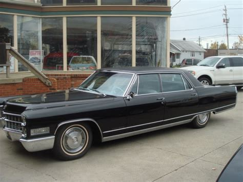 1966 fleetwood cadillac 1966 cadillac fleetwood brougham for sale photos