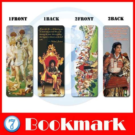 Buy Gift Cards In Bulk And Save - 8sets lot free shipping wholesale bookmarks card about oil painting king of pop