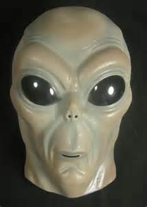 alien mask halloween halloween mask alien pvc
