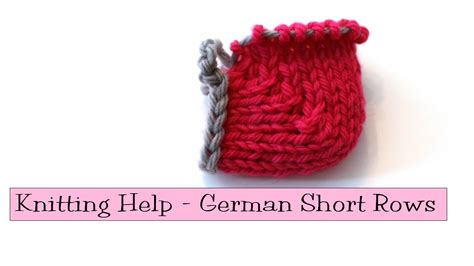 how to undo knitting rows knitting help german rows