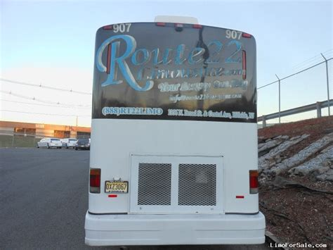 banner design hillside nj used 2003 freightliner xb motorcoach limo craftsmen