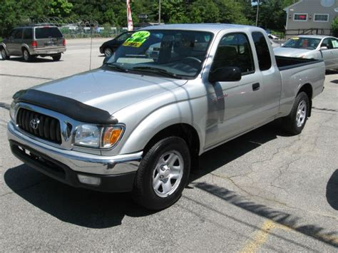 Weight Of Toyota Tacoma 2002 Toyota Tacoma Fx4 Crew 4x4 Details Rehoboth