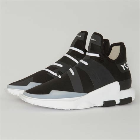 y 3 shoes adidas aus shop yohji yamamoto y 3 noci low black sneakers