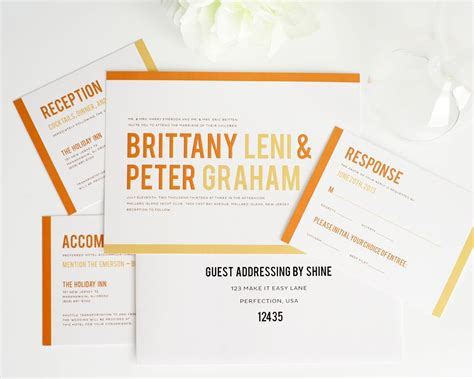 modern wedding invitations top 10 modern wedding invitations wedding invitations