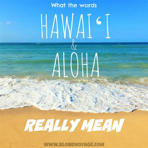 fascinating meaning the fascinating real definition of hawai i aloha and