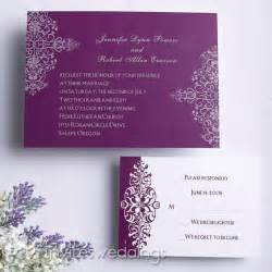 wedding invitation pictures purple wedding invitations cheap invites at invitesweddings