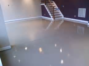 Waterproof Basement Flooring 25 Best Ideas About Basement Floor Paint On Painted Basement Floors Concrete