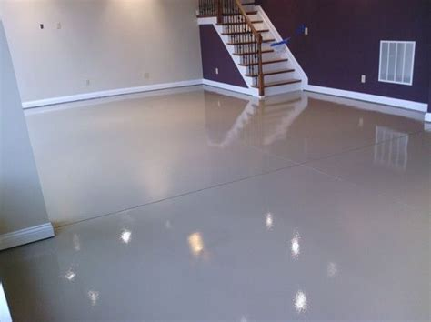 painting a basement floor ideas 25 best ideas about basement floor paint on