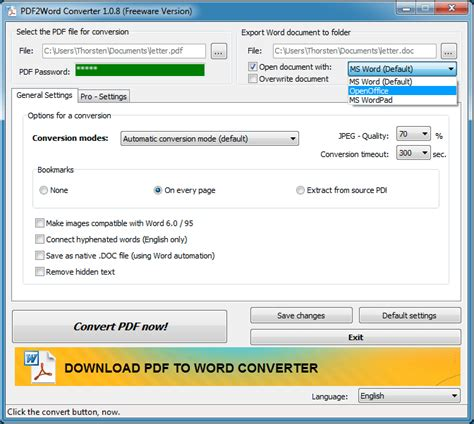 convert pdf to word microsoft office download pdf to word mien phi