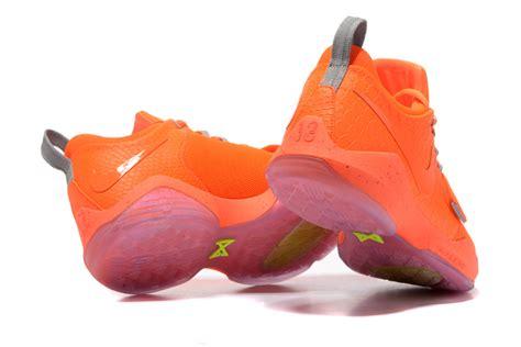 Nike Zoom 1 Orange nike zoom pg 1 all orange 2017 new jordans 2017