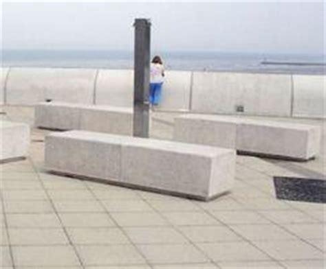 precast concrete benches concrete bench seating ruthin precast concrete esi external works