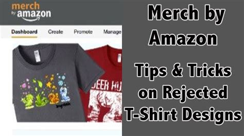 amazon merch merch by amazon tips tricks on rejected t shirts max