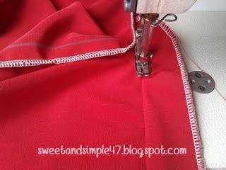 cara membuat zip seluar sweet and simple cara pasang zip seluar baju melayu