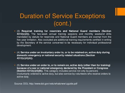 userra section 4312 userra for veterans and rc servicemembers