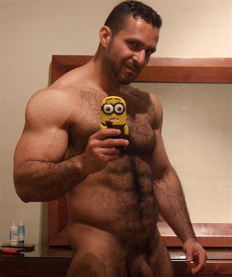 Hairy Bear Selfie Sex Porn Images