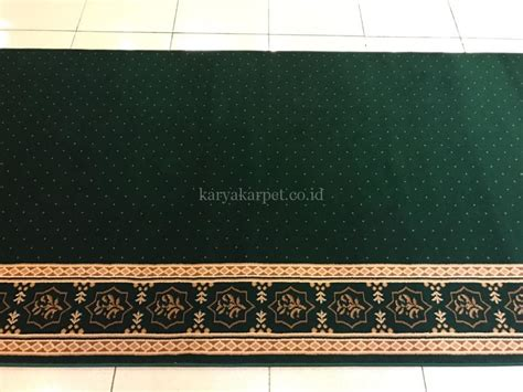 Karpet Sajadah Kingdom toko karpet roll kingdom di bangka belitung distributor