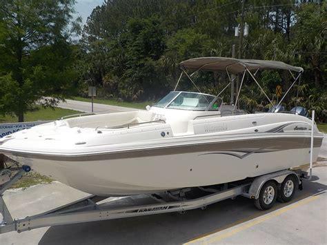 boat price nice boat nice price 2007 hurricane sd 260 sun deck