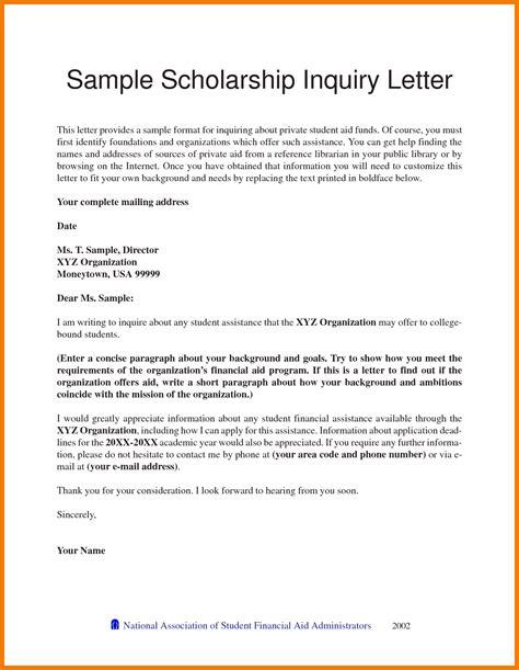 Scholarship Eligibility Letter recommendation letter for student exchange program cover letter templates