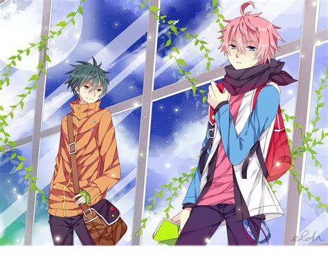 Cute boys anime wallpaper anime amp manga wallpaper