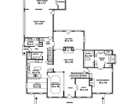 southern plantation floor plans southern plantation house plans large southern plantation