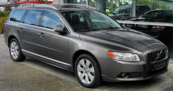How Is A Volvo V70 File Volvo V70 Iii 20090905 Front Jpg