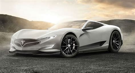 tesla roadster concept carscoops tesla concepts