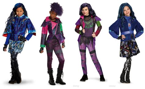Dd Dress you could as disney s descendants with these