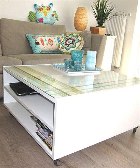 ikea tisch bekleben lust auf ein neues wohnzimmer