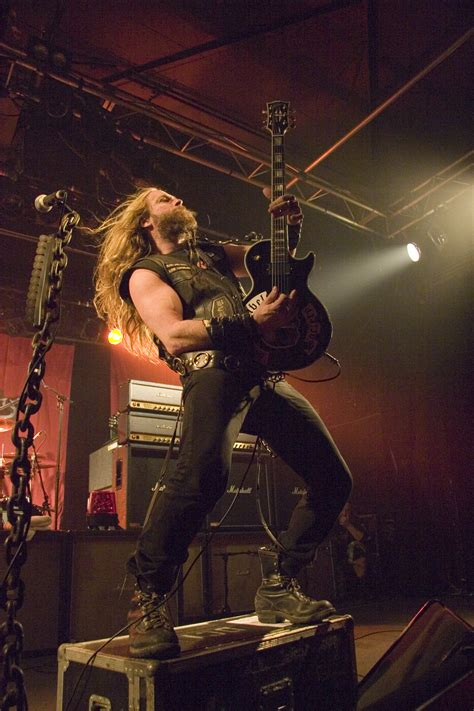 About Wylde by Black Label Society Announce Sidewaves Noise11